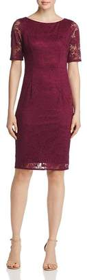 Adrianna Papell Rosa Lace Dress