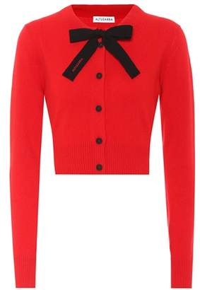 Trocadero wool-blend cardigan