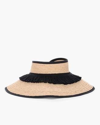 Packable Fringe Hat