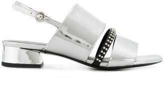 3.1 Phillip Lim Drum studded-strap sandals
