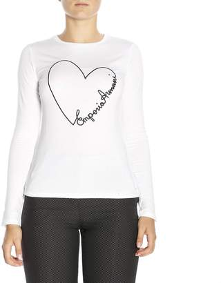 Emporio Armani Sweater T-shirt Women