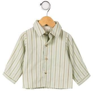 Marie Chantal Boys' Striped Long Sleeve Top w/ Tags