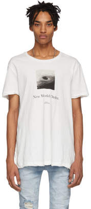 Ksubi White New World Order T-Shirt