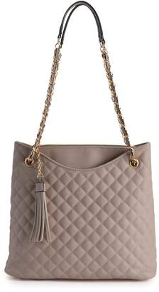 Mellow World Nicolette Quilted Shoulder Bag