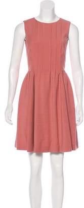 RED Valentino Virgin Wool-Blend Dress