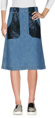 Maliparmi M.U.S.T. Denim skirts