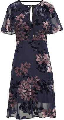 Sam Edelman Vintage Flower Burnout Dress