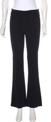 Rebecca Minkoff Mid-Rise Wide-Leg Pants