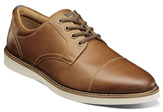Nunn Bush Ridgetop Cap Toe Oxford
