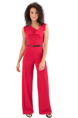 6063af2f81 Red And White Jumpsuit - ShopStyle