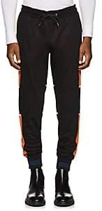 Paul Smith Men's Cotton-Blend Jersey Track Pants - Black