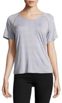 Nuit Rouge Plus Short Sleeved Sleep Shirt
