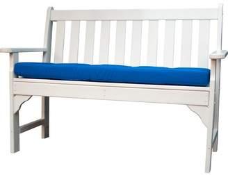 Ateeva Luxe Outdoor Sunbrella Bench Cushion