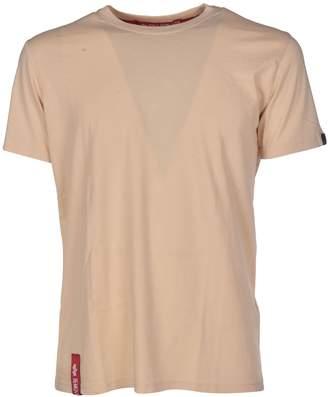 Alpha Industries Rear Print T-shirt