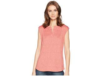 Woolrich Eco Rich New Heights Sleeveless Tee