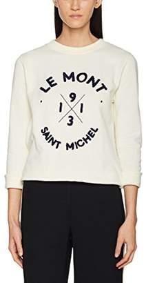 LE MONT SAINT MICHEL Women's 9670w Sweatshirt