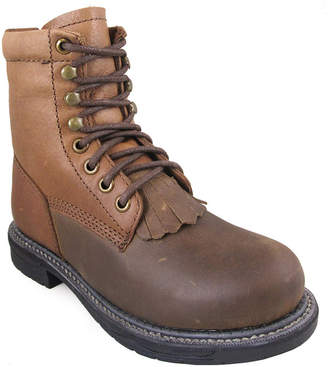 SMOKY MOUNTAIN Smoky Mountain Kid's Panther Lace Up Leather Boot