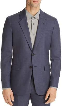 Theory Chambers Sharkskin Slim Fit Suit Jacket