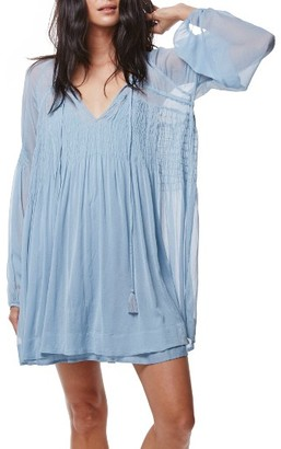 Women's Free People Lini Babydoll Dress $128 thestylecure.com