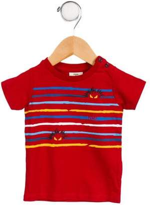 Fendi Boys' Monster Graphic T-Shirt