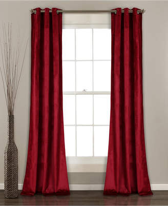 Red Curtains Living Room Shopstyle