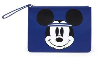 Lacoste Holiday Collection Mickey Clutch Bag - Blue