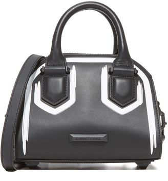 KENDALL + KYLIE Mini Holly Satchel $295 thestylecure.com