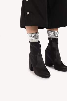 Na Kd Accessories Glitter Sequin Socks