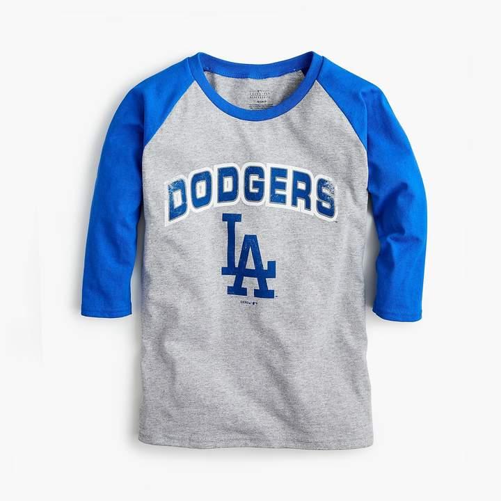 Kids' Los Angeles Dodgers baseball T-shirt