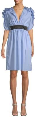 Manoush Women's Ruffle A-line Dress