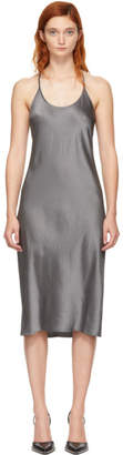 Alexander Wang Grey Wash and Go Dress
