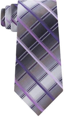 Van Heusen Men Holden Classic Grid Tie