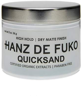 styling/ Hanz De Fuko 56gr Quicksand Hair Wax