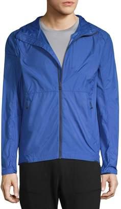 J. Lindeberg Active Men's M Hooded Wind Pro Jacket