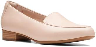 Clarks Collection By Juliet Lora Leather Slip-On Shoes
