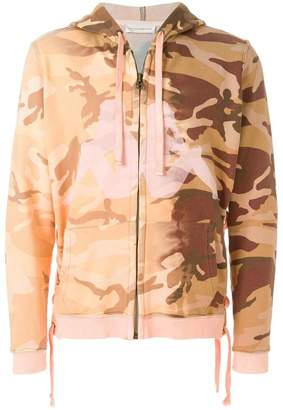 Faith Connexion Kappa camouflage hoodie