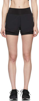 adidas by Stella McCartney Black High Intensity Shorts