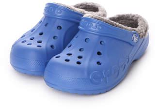 Crocs (クロックス) - クロックス crocs ジュニアサンダル CRバヤライン BL ブルー