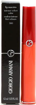 Giorgio Armani Lip Maestro Intense Velvet Lip Gloss #300 Flesh