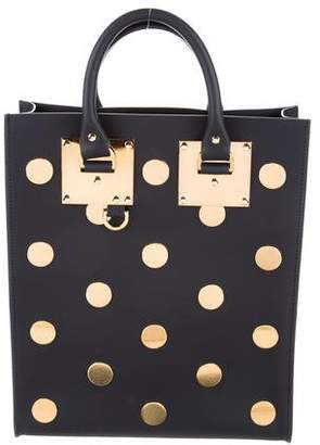 Sophie Hulme Studded Albion Tote