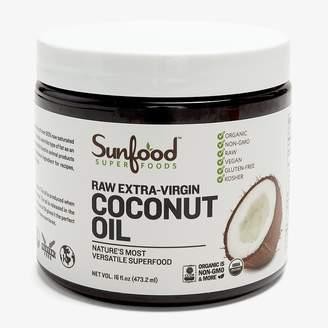 Sunfood Raw Extra Virgin Coconut Oil
