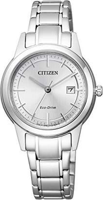 [シチズン]CITIZEN 腕時計 CITIZEN-Collection シチズンコレクション エコ・ドライブ フレキシブルソーラー ペアモデル FE1081-67A レディース