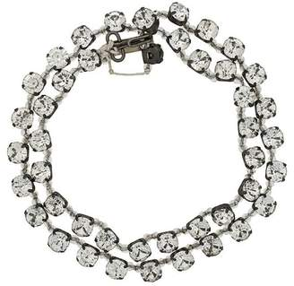 Ann Demeulemeester beaded bracelet