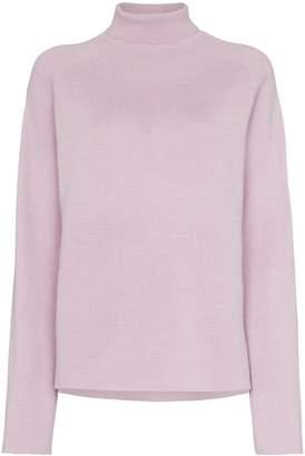 Carcel Milano alpaca wool turtleneck sweater