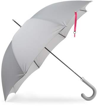 Heating & Plumbing London - British City Slim Umbrella Grey & Pink