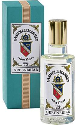 Caswell-Massey Caswell Massey Greenbriar Aftershave, 3 Oz