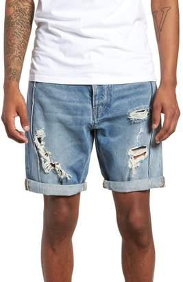 Tommy Jeans Baggy Denim Shorts