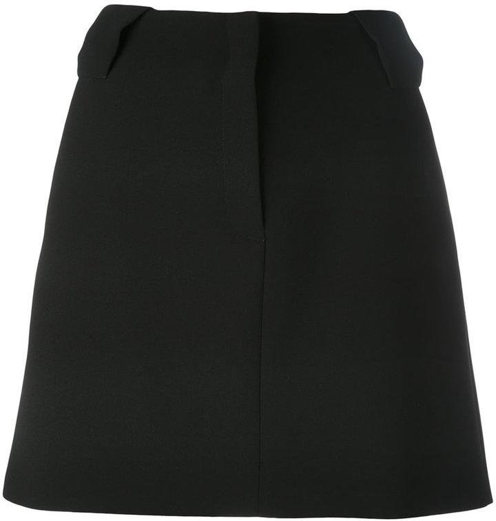 Barbara BuiBarbara Bui A-line mini skirt