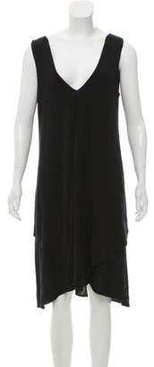Diane von Furstenberg Merino Wool Midi Dress
