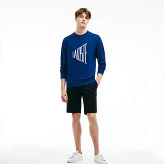 Lacoste Men's Slim Fit Stretch Bermuda Shorts
